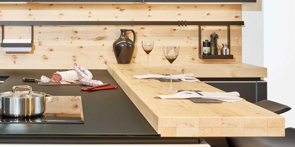 Arbeitsplatten - Ihr Küchenfachhändler aus Berlin: Küchen & more