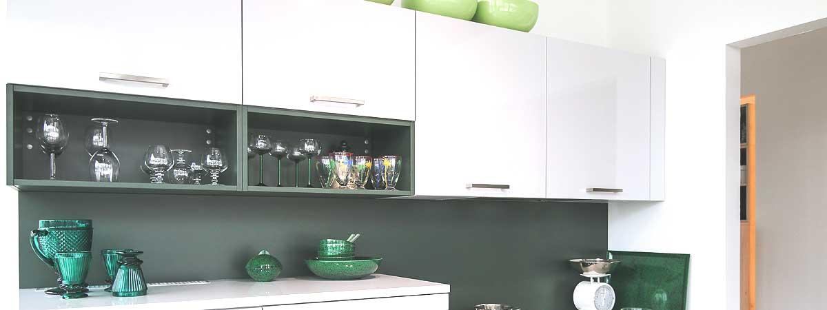Küchenschränke - Ihr Küchenfachhändler aus Berlin: Küchen & more