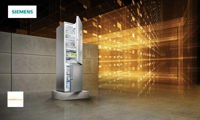 Siemens Kühlschrank Heiß : Kühlgeräte mit hyperfresh der siemens extraklasse ihr